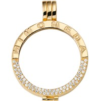 Pendant Gold-plated Deluxe L