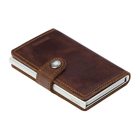 Miniwallet Brown Vintage