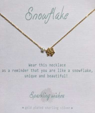 Sparkling Wishes Snowflake