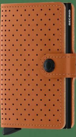 Miniwallet Performated Cognac