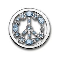 Peace Ice Blue L