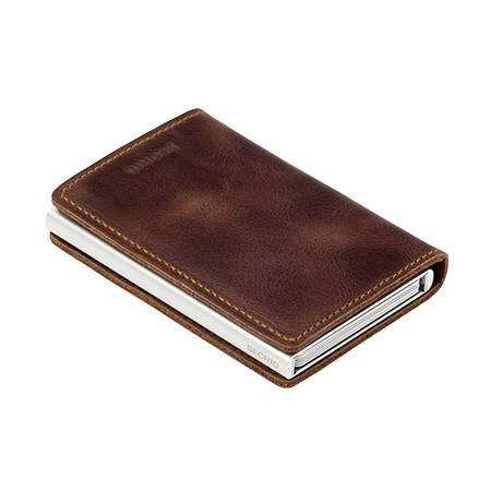 Slimwallet Brown Vintage