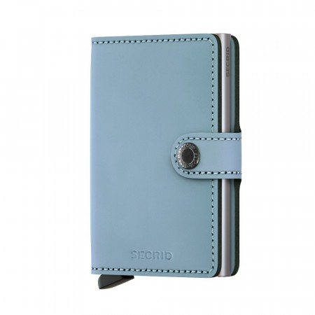 Miniwallet MM blue
