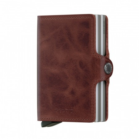 Twinwallet Brown