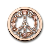 Peace Light Pink L