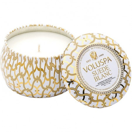 Suede Blanc candle 113 g