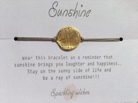Sparkling Wishes Sunshine