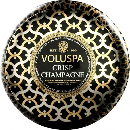 Crispy Champagne candle 312 g