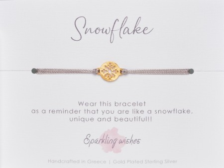 Sparkling Wishes - Snowflake
