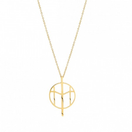 Mockberg Necklace Gold L