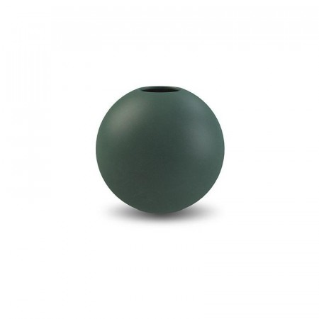 Ball vase Dark Green 8 cm