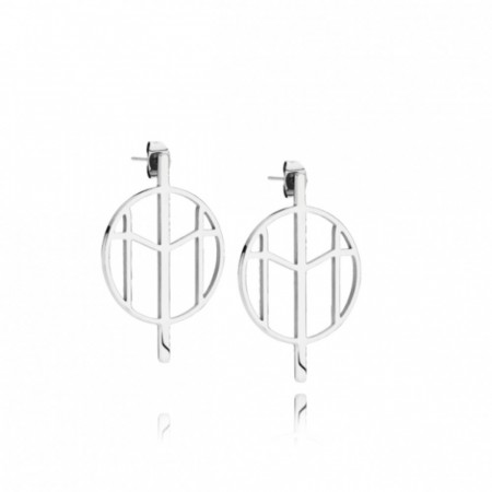 Mockberg Earrings Silver