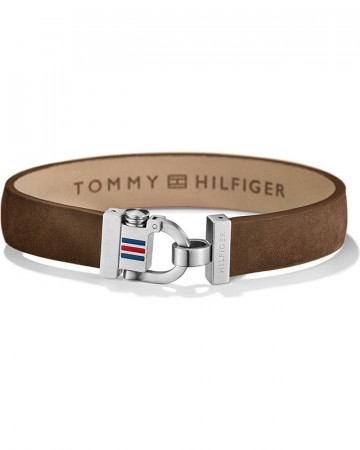 TOMMY HILFIGER CASUAL BRACELET BROWN