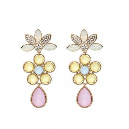 Aurora earrings - Sugar Pastel