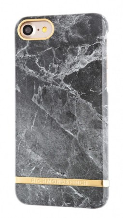 Grey Marble glossy, iPhone 7