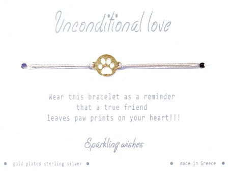 "Sparkling wishes ""Unconditional love"""